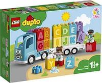 10915 DUPLO Alfabet vrachtwagen-Lego