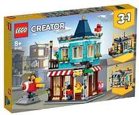 31105 Woonhuis en speelgoedwinkel-Lego