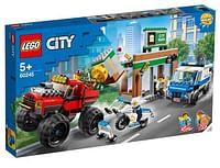 60245 Politiemonstertruck overval-Lego