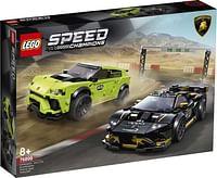 76899 Lamborghini Urus ST-X & Lamborghini Huracán-Lego
