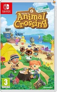 Switch Animal Crossing - New Horizons-Nintendo