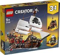 31109 LEGO Creator Piratenschip-Lego
