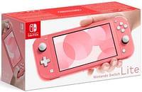 Nintendo Switch Console Lite Koraal-Nintendo