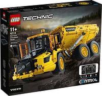 42114 LEGO Technic Volvo 6x6 Truck met kieptrailer-Lego