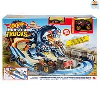 Hot Wheels Monster Trucks Scorpion speelset-Hot Wheels