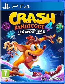 PS4 Crash Bandicoot 4 - It's About Time
