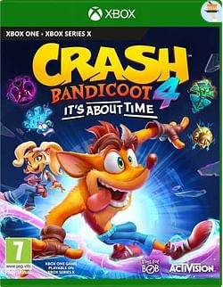 XbOne Crash Bandicoot 4 - It's About Time