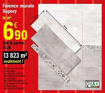 Faience Murale Brico Depot
