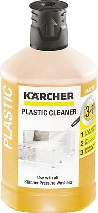 Kärcher Plug & Clean Kunststofreiniger 3-in-1 1 l-Kärcher