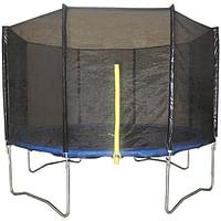 Central Park trampoline met net Ø 365 cm-No Name
