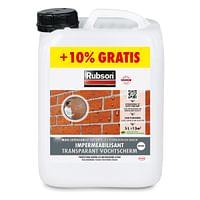 Rubson Transparant vochtscherm Invisible 5L+ 500ml gratis-Rubson