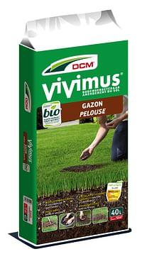 DCM organische gazon bodemverbeteraar Vivimus  40L-DCM