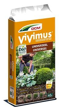 DCM universele bodemverbeteraar Vivimus  40L-DCM