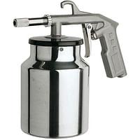 Zandstraalpistool C&K met onderbeker 1L-Criko