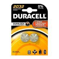Duracell lithium knoopcel batterij