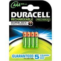Duracell oplaadbare batterij