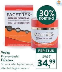 Facetrex-Vedax