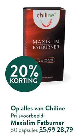 Maxislim fatburner