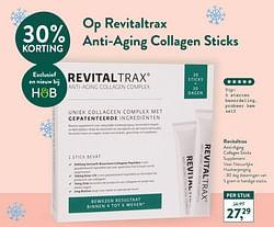 Revitaltrax anti-aging collagen sticks