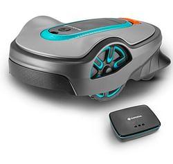 Gardena Tondeuse robotique Smart Sileno life 750 avec lames de rechanges gratis d'une valeur de €17,99