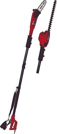 Matrix Tronçonneuse/taille-haie électrique télescopique EPS 710
