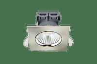 Energetic LED Inbouwspot Apollo 3 x 4,8 W 4000 K vierkant nikkel-Energetic