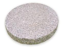 Stepstone Dalle de terrasse granit Ø 30 cm