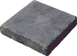 Marshalls Bluestone tambouriné 50 x 50 x 2,5 cm