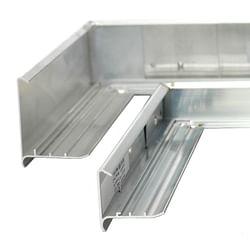 Aquaplan Angle de coin 35 mm 20 x 20 cm