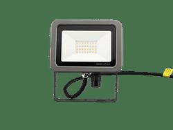 Ethos Projecteur LED Easyfit 30 W IP65 gris