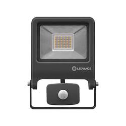 Ledvance Projecteur LED avec détecteur de mouvement Endura 30 W IP44 gris foncé