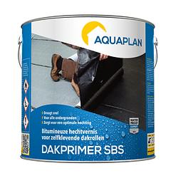 Aquaplan Primer Toiture SBS - Membr. d'étanchéité adh.2,5 l