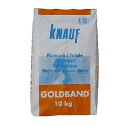 Knauf Goldband Plâtre prêt à l'emploi 10 kg