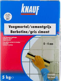 Knauf Barbotine 5 kg gris