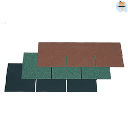 Aquaplan Easy-Shingle Standard 2 m² noir