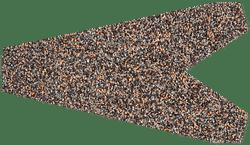 Aquaplan Aqua-pan Ebena finition faîte noir
