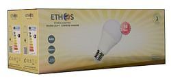 Ethos Lampe Poire LED E27 10 W 800 Lm 3000 K 10 pièces