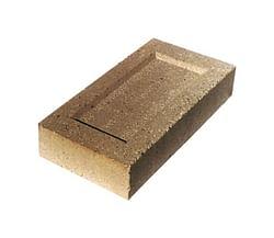 Brique réfractaire 22 x 11 x 5 cm