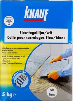Knauf Flex colle pour carrelages 5 kg blanc