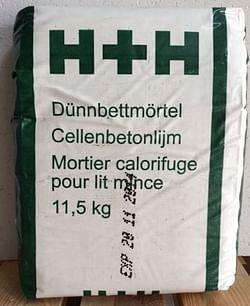 H+H Colle pour béton celullaire 11,5 kg