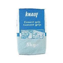 Knauf Ciment 5 kg gris