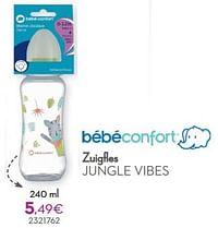 Zuigfles jungle vibes-Bébéconfort