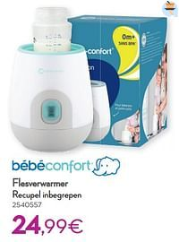 Bébéconfort flesverwarmer recupel inbegrepen-Bébéconfort