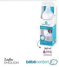 Zuigfles emolion-Bébéconfort