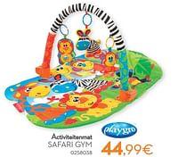 Activiteitenmat safari gym-Playgro