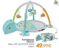 Activiteitenmat tryco ball pit activity gym-Tryco