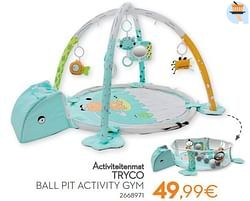 Activiteitenmat tryco ball pit activity gym