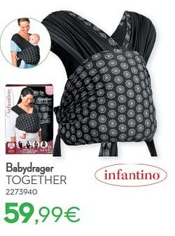 Babydrager together
