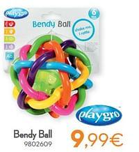 Bendy ball-Playgro