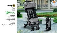 Buggy teeny-Safety 1st
